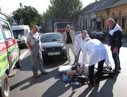 Диаспаре как отомстить водителю который сбил пешехода посадили