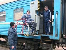 На вокзале Запорожье-1 будут переоборудованы комнаты отдыха для инвалидов